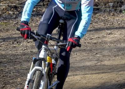Mountainbike TOURTOCHT 16 Maart 2014